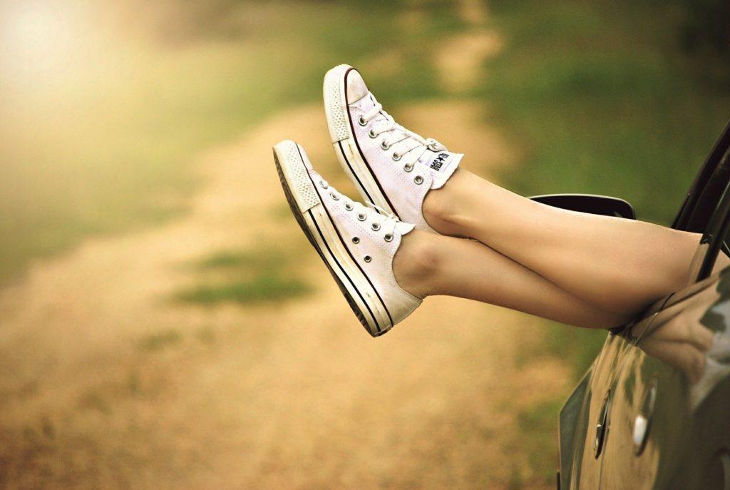 足のむくみを解消する方法:むくみをとる方法3選